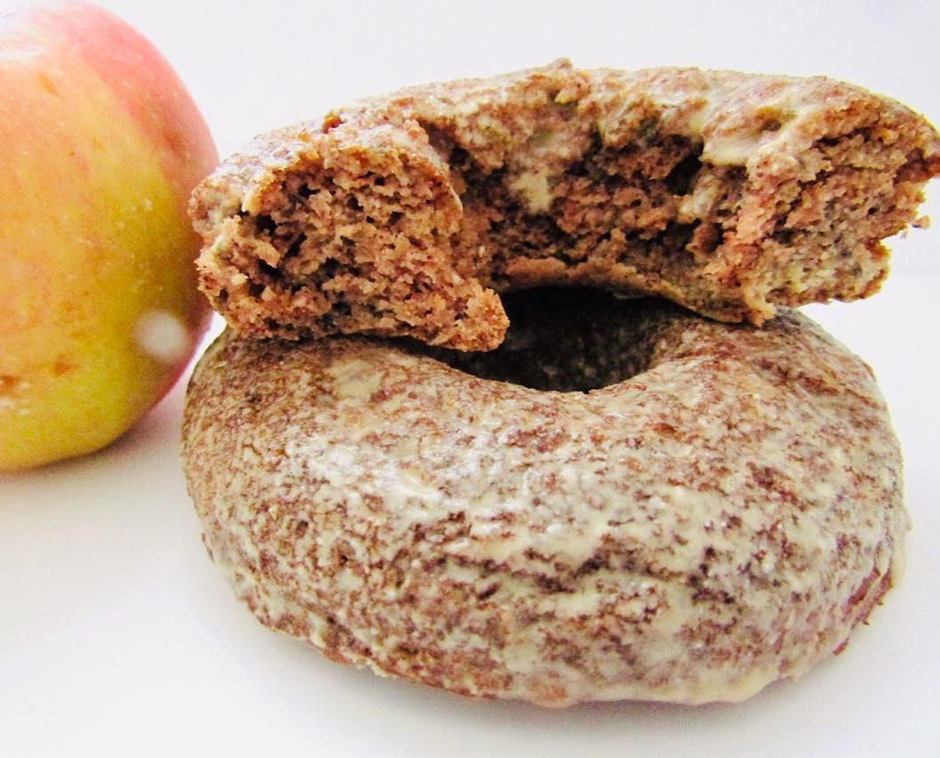 Gluten-Free Vegan Apple Cider Donuts