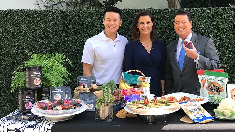 Post Workout Snacks With Chef Charles Chen