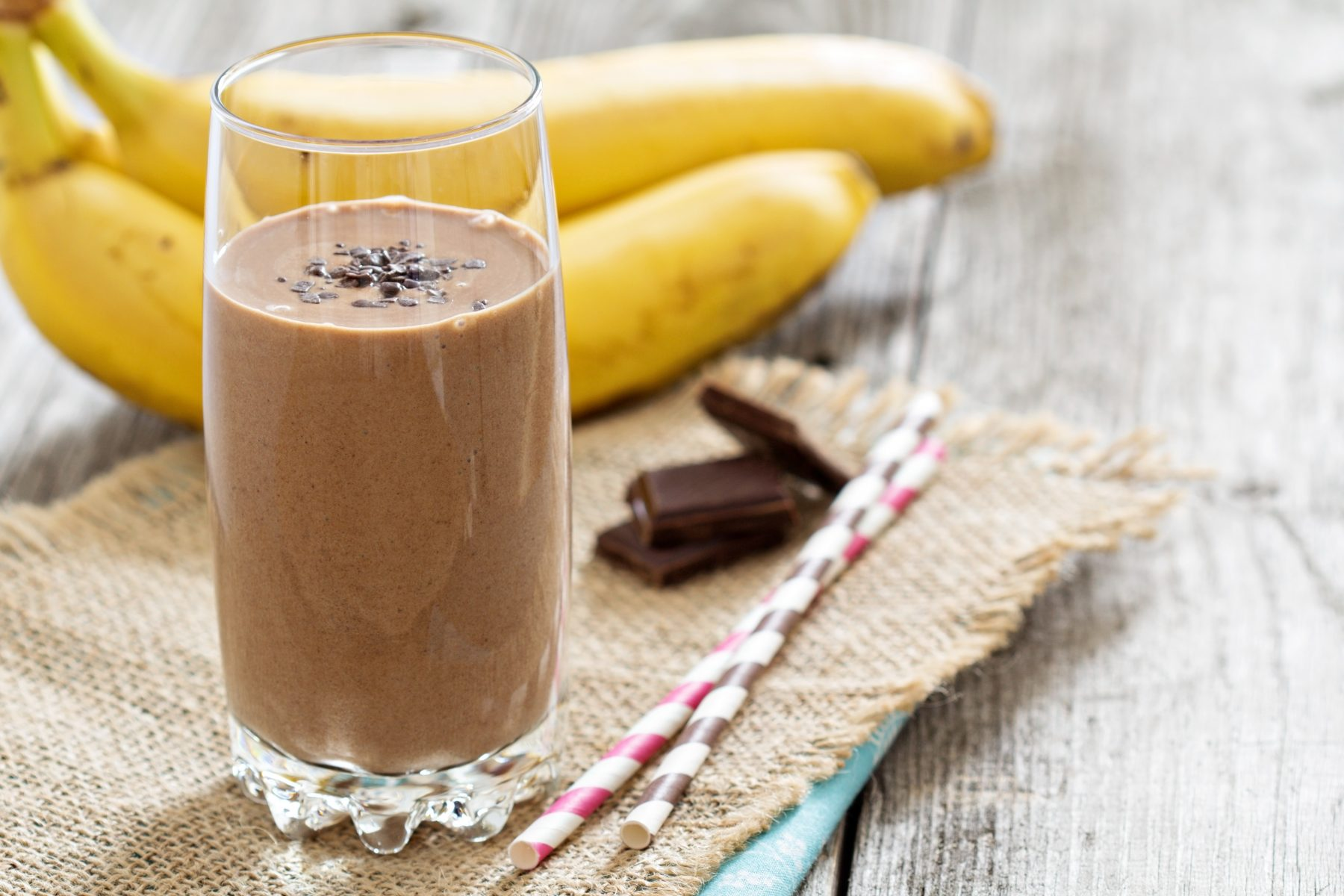 Peanut Butter Cup Energy Smoothie