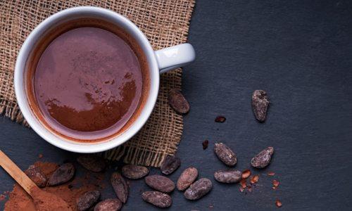 VeganSmart's Holiday Hot Chocolate